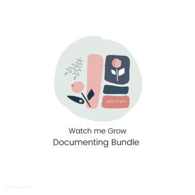 DOCUMENTING – Documenting Template Bundle - Watch me grow