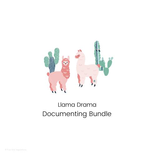 DOCUMENTING – Documenting Template Bundle - Llama Drama