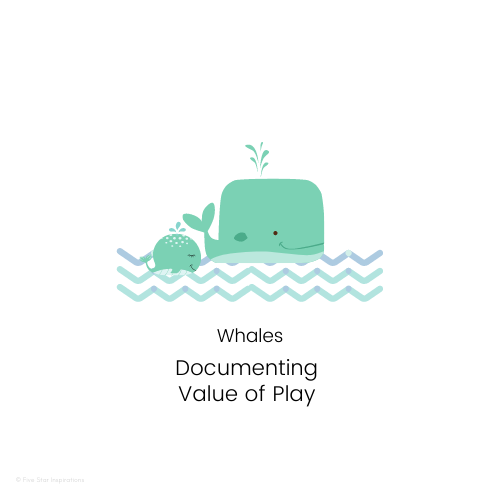 DOCUMENTING - Value of Play - Whales