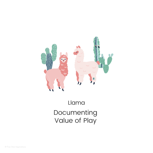 DOCUMENTING - Value of Play - Llama