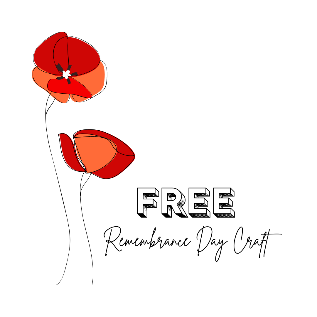 Free Remembrance Day Craft