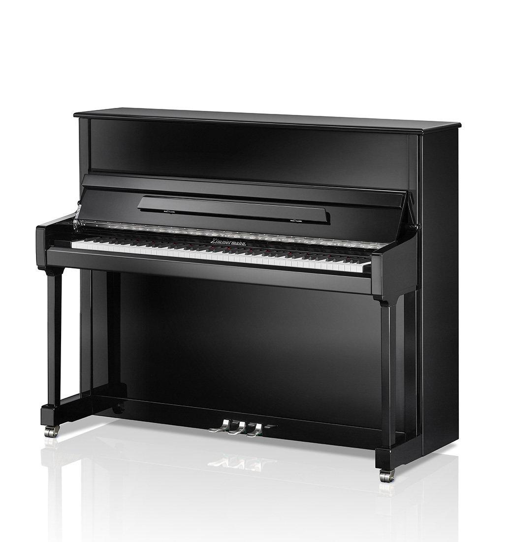 Zimmermann Piano inkl. Extras (Designed by C. Bechstein)