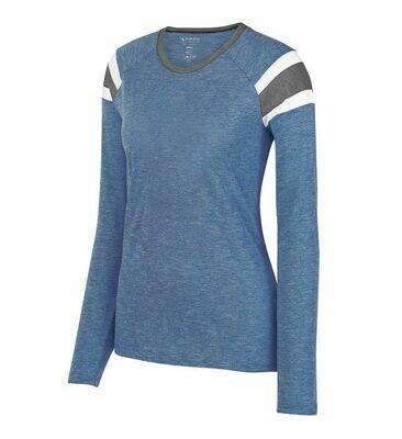 Long Sleeve T-shirt - Ladies - Screen Print