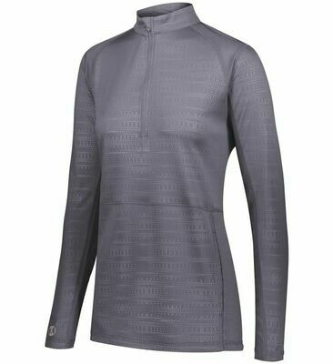 Performance 1/4 Zip - Embroider