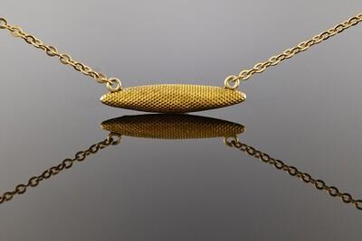 Lingerie Pin Conversion Necklace