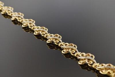 French Art Nouveau Bracelet
