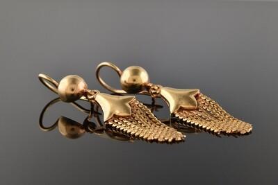 Italian Tassel Earrings