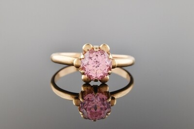 Simple Buttercup Style Ring