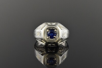 Art Deco Men's Ring