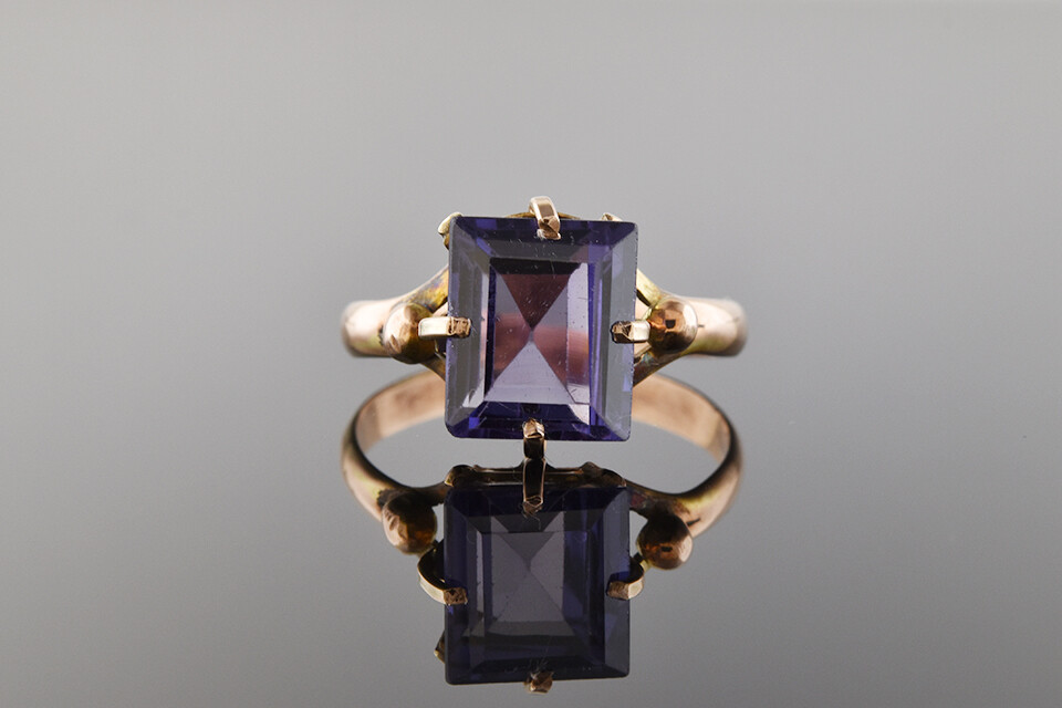 Modest Vintage Ring
