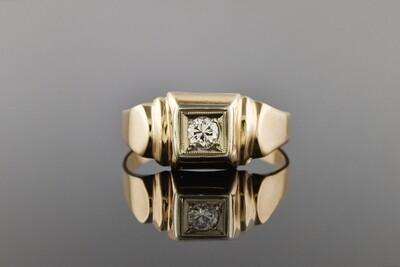 Lightweight Gents Ring