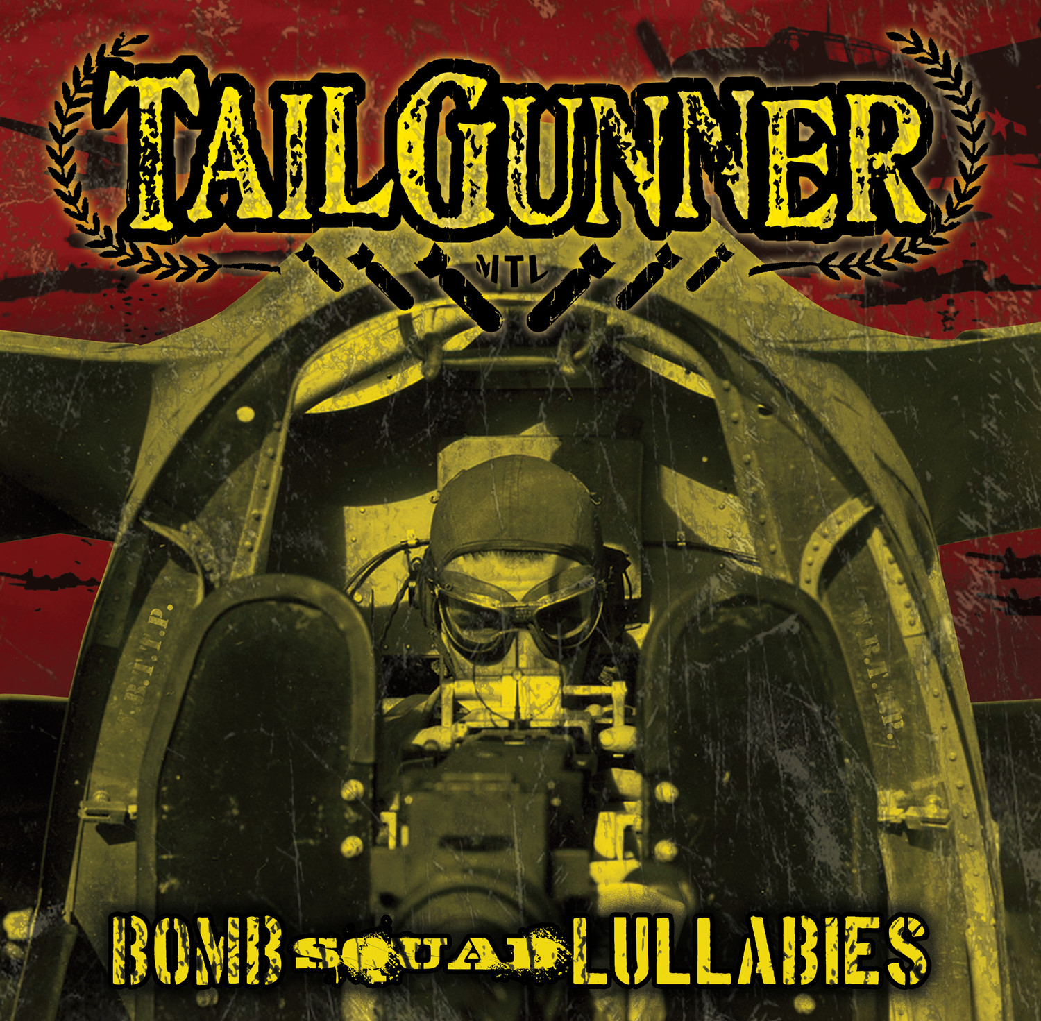Bomb Squad Lullabies CD