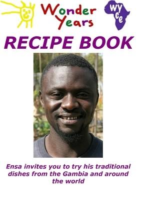 Ensa's Recipe Book