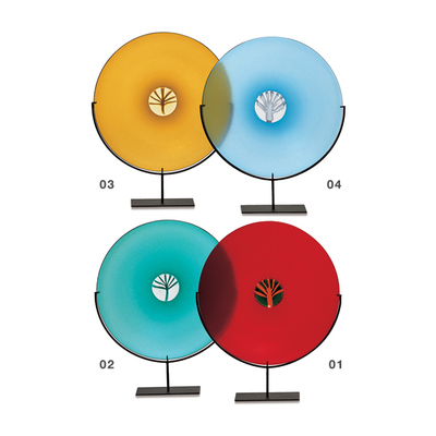 Four seasons plate