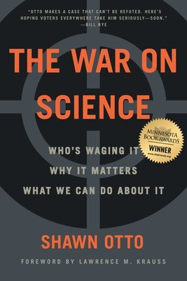 The War on Science (autographed copy)
