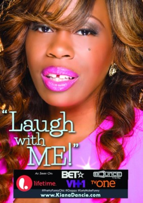 Laugh With Me™ DVD