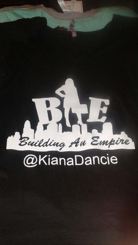 """Building An Empire """"BAE"""" T-Shirt"""