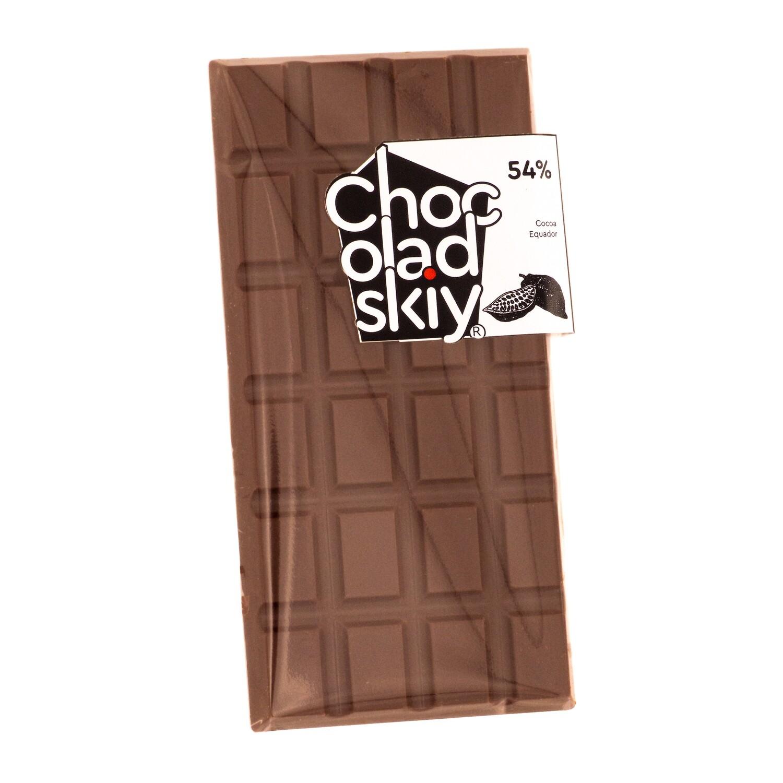Шоколадский Молочный Шоколад 54%