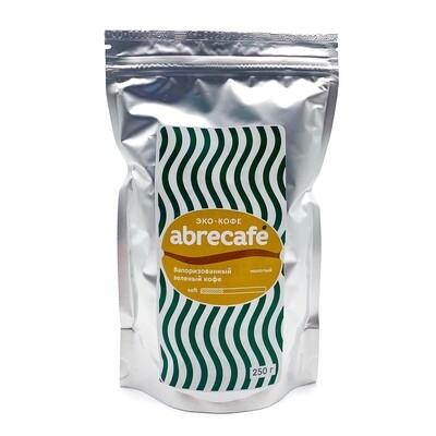 Abrecafe: молотый зелёный кофе