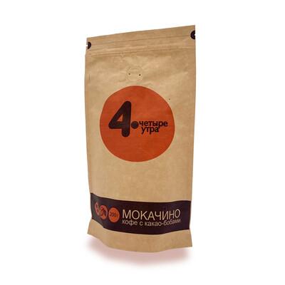 Мокачино: кофе с какао
