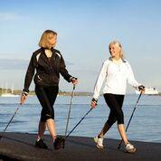 Exel Nordic Walking Poles