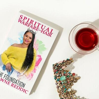 Spiritual Warfare On Hair Book