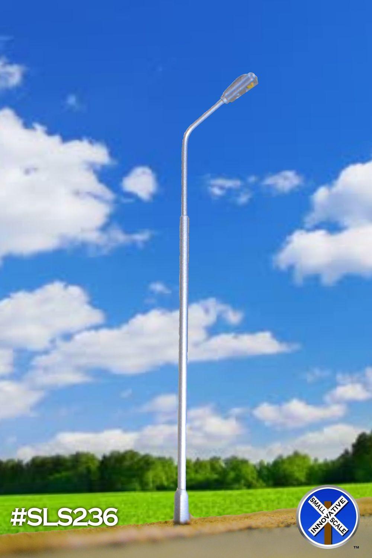 Single Mass Warm White LED Street Light