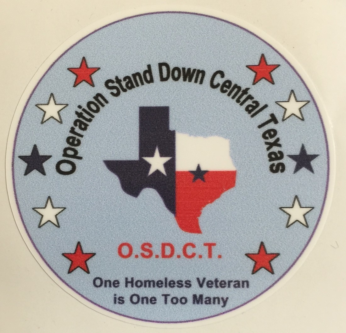 OSDCT Small Car Window Decal