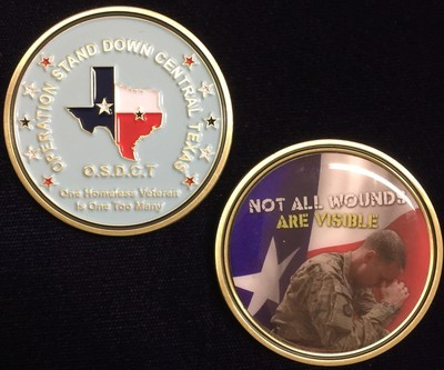 OSDCT Challenge Coin