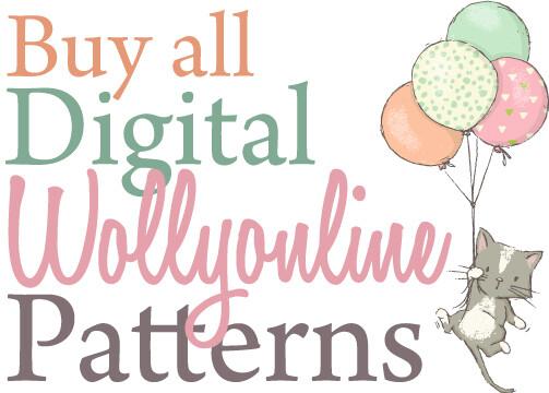 Buy all DIGITAL Wollyonline Patterns