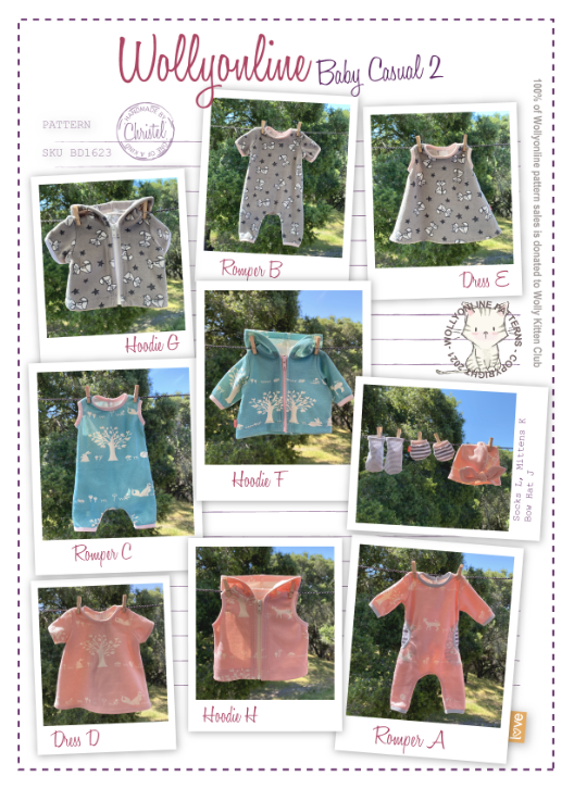Baby Casual 2 ENG
