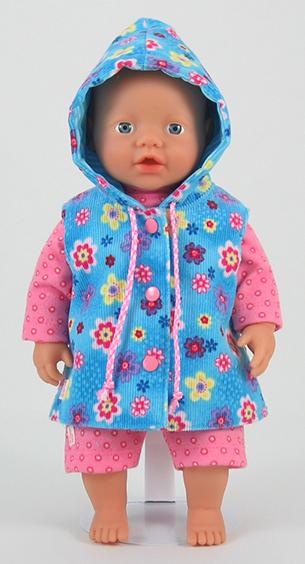 Kostenlose Kleine Baby Puppe Schnittmuster