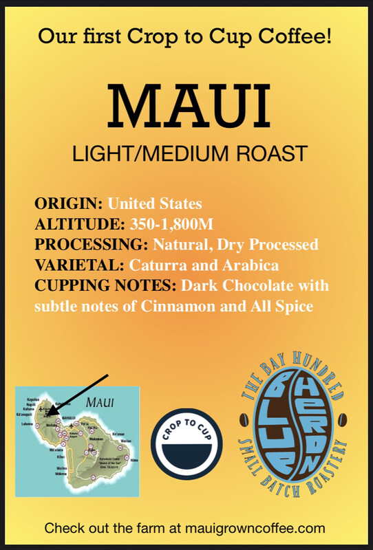 Maui Yellow Caturra
