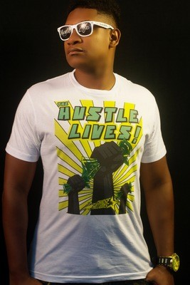 THE HUSTLE LIVES  T Shirt