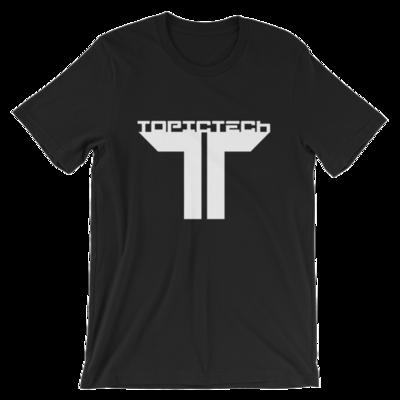 TopicTech Logo Short-Sleeve Unisex T-Shirt