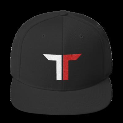 TopicTech Logo Snapback Hat