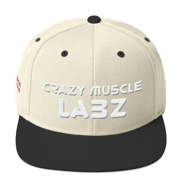 Snapback Hat - Crazy Muscle Labz