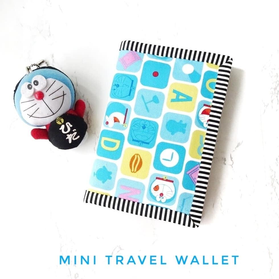 Doraemon Passport Cover - Pre Order