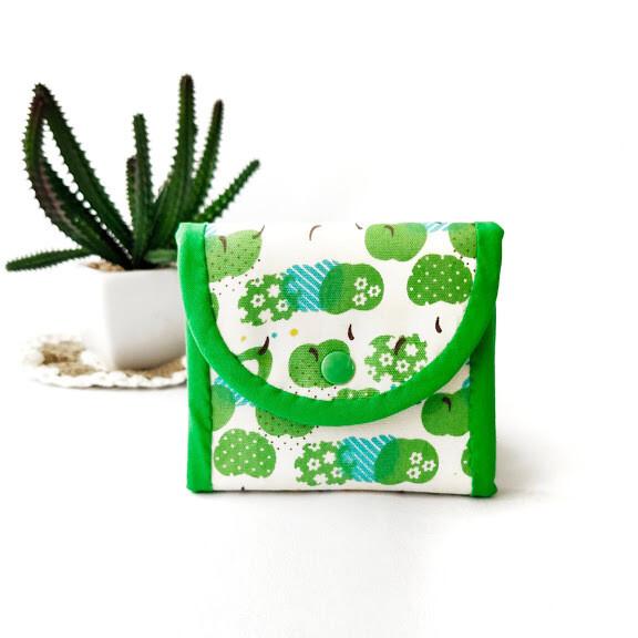 Pdf Pattern Midori Mini Wallet