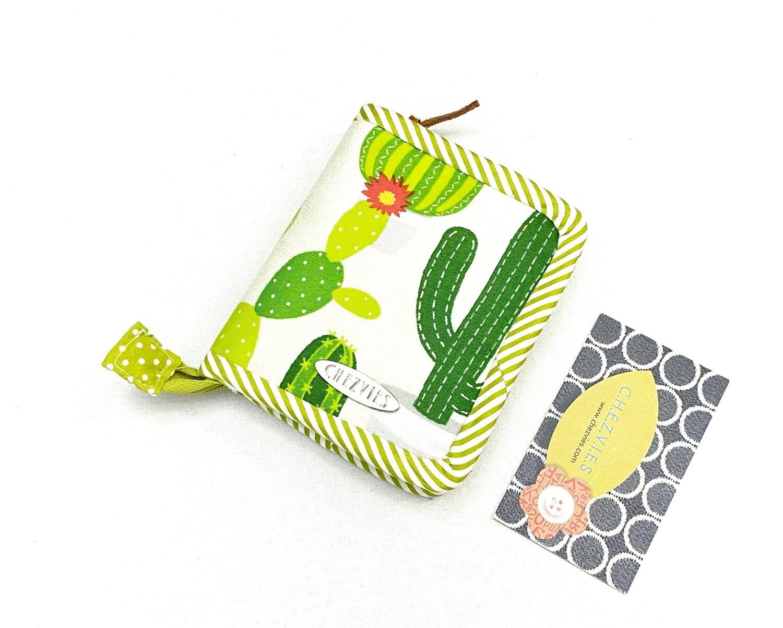 Green Small Bifold Wallet