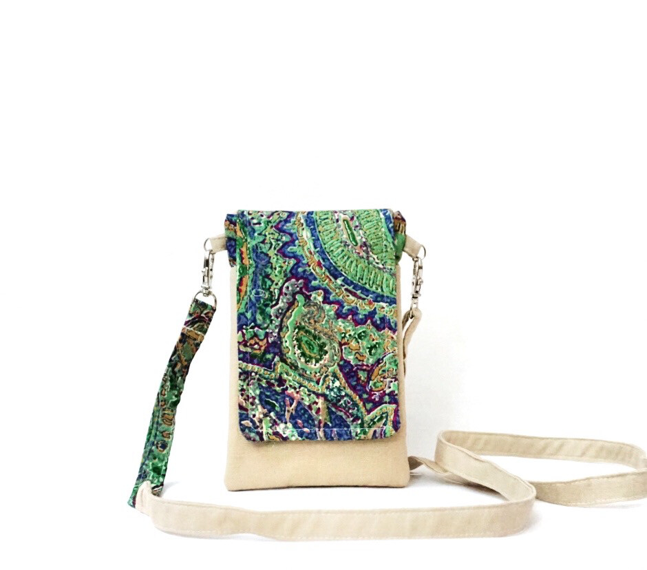 Mini Sling Bag, iPhone Crossbody Purse,m