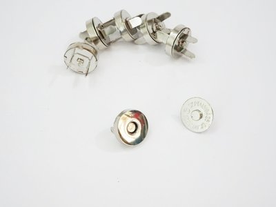 Set of 10 Magnetic Snap  - 0.75
