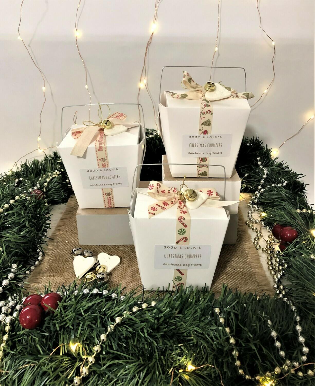 Christmas Gift Box - Dog
