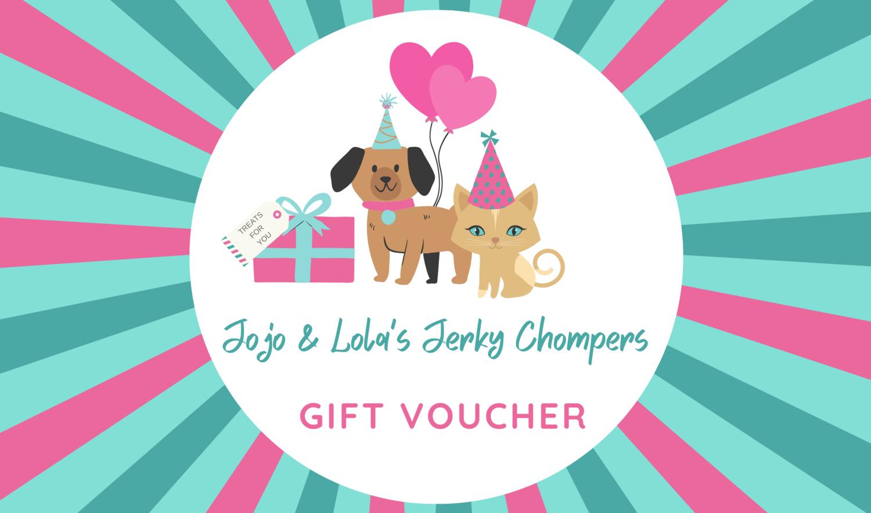 Chomper E-Gift Card