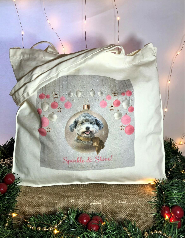 Lola Christmas Tote Bag 2020