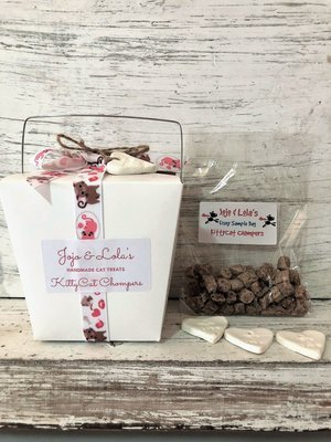 Gift Boxes - KittyCat Ribbon
