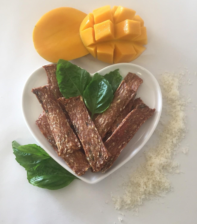 Chicken, Mango & Coconut Gourmet Chompers