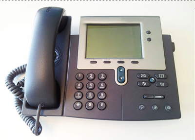 Generic office voicemail recording
