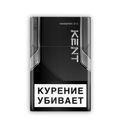СИГАРЕТЫ 'KENT NANOTEK 2.0 SILVER'