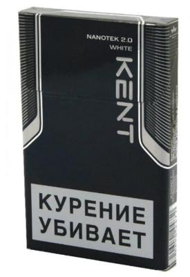 СИГАРЕТЫ 'KENT NANOTEK 2.0 WHITE'